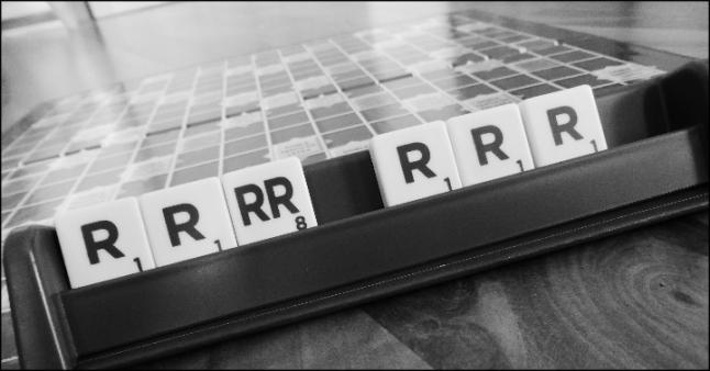 La Importancia De Palabras Con R Y Anagramas Al Jugar Scrabble